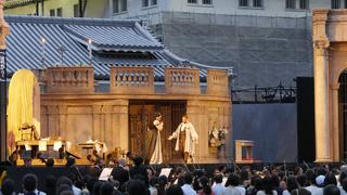 ジャパン・オペラ・フェスティヴァル2019 野外オペラ「蝶々夫人」名古屋城公演の画像