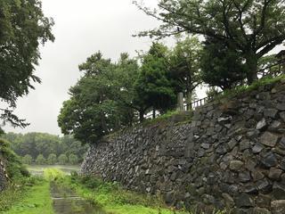 石垣・二之丸庭園現地説明会の画像