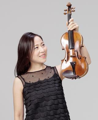 島田真千子ヴァイオリンコンサート in名古屋城の画像