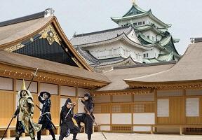 「名古屋城検定」申込受付中の画像