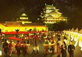 名古屋城光のイベント「NAGOYA MEETS NEW HISTORY 名古屋城夜会 by1→10」の画像