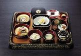 江戸時代の饗応料理を再現「本丸御殿饗応御膳」の画像