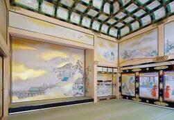 【7月16日~7月26日】本丸御殿上洛殿上段之間の金具の修理実施についての画像